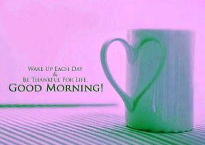 Good Morning Whatsapp DP Profile Images Wallpaper Pictures