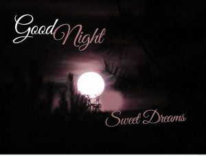 Good Night Whatsapp DP Profile Images Wallpaper Photo Pictures