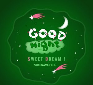 Good Night Whatsapp DP Profile Images Wallpaper Photo