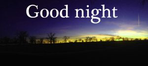 Good Night Photo Pics Images HD Download