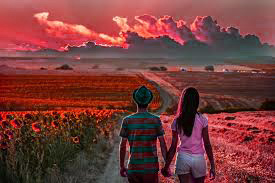 Boy and Girl Whatsapp DP Profile Images Wallpaper Pictures photo
