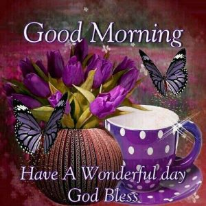 Good Morning Whatsapp DP Profile Images Photo Pics HD Download