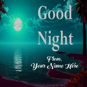 Good Night Whatsapp DP Profile Images Wallpaper Photo Pics