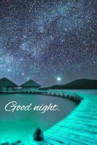 Good Night Whatsapp DP Profile Images Wallpaper Photo Pics HD
