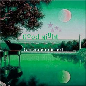Good Night Whatsapp DP Profile Images Wallpaper Pictures