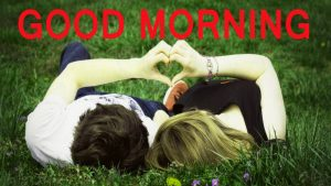 Romantic Lover Lover Couple Good Morning Images Wallpaper Pics Download