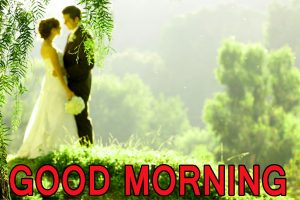 Romantic Lover Lover Couple Good Morning Images Wallpaper photo Pics