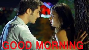 Romantic Lover Lover Couple Good Morning Images Wallpaper Pics