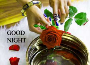 Beautiful Good Night Wishes Images Wallpaper for friend