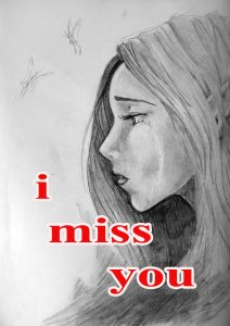 Sad I Miss you Images Wallpaper Pics for Facebook