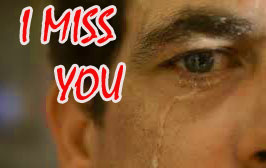 Sad I Miss you Images Wallpaper Photo for Facebook