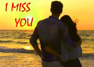 Sad I Miss you Images Wallpaper For Couple