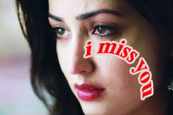 Sad I Miss you Images Wallpaper for Facebook