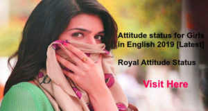 Beautiful Girl Attitude images wallpaper photo download