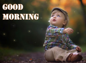 kids Good Morning Images wallpaper photo free hd