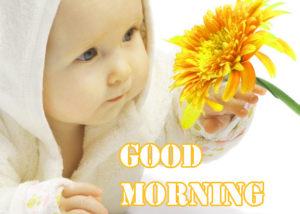 kids Good Morning Images photo wallpaper for facebook