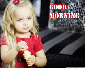 kids Good Morning Images photo pics free hd