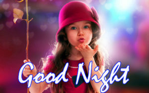 Cute Baby Good Night Images Wallpaper for Whatsapp
