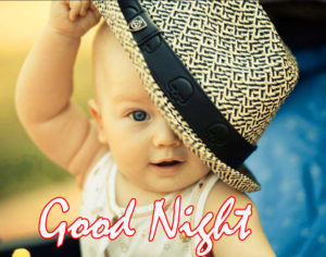 Cute Baby Good Night Images pictures free download