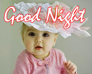 Cute Baby Good Night Images pics photo for facebook