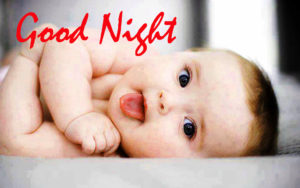 Cute Baby Good Night Images pictures pics download