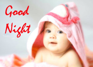 Cute Baby Good Night Images pictures photo hd
