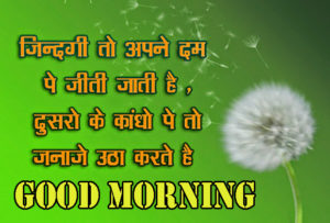 Beautiful Hindi Good Morning Images pictures photo free download