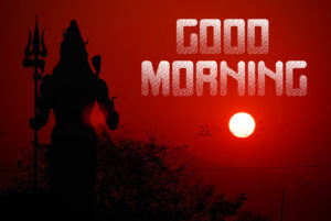 Lord Shiva Good Morning Images photo pictures free hd