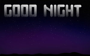 Good Night Profile Images photo wallpaper free download