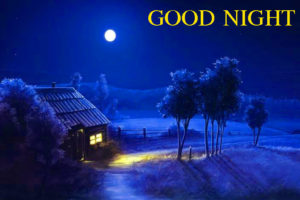 Nature Good Night Images photo pics download