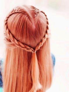 Girls Hair Stylish Design Images wallpaper picture photo pics for friend
