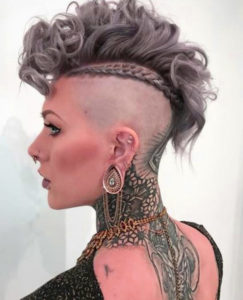 Girls Hair Stylish Design Images photo picture for friend