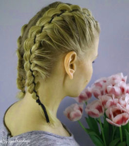 Girls Hair Stylish Design Images picture photo pics download