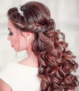 Girls Hair Stylish Design Images wallpaper photo picture for whatsapp