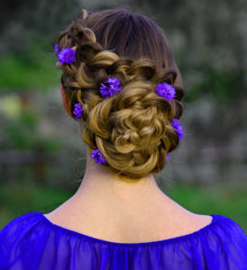 Girls Hair Stylish Design Images pics picture photo download