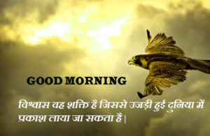 Wonderful Hindi Quotes Good Morning Images pictures photo download