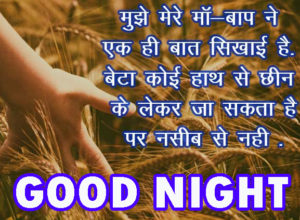 Good Night Love Images With Hindi Quotes wallpaper pictures free download