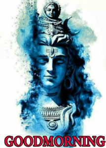 Lord Shiva Good Morning Images photo pics for facebook
