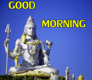 Lord Shiva Good Morning Images photo pics free download
