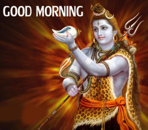 Lord Shiva Good Morning Images pics photo for whatsapp