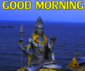 Lord Shiva Good Morning Images photo wallpaper for whatsapp