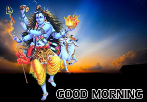 Lord Shiva Good Morning Images pictures photo hd