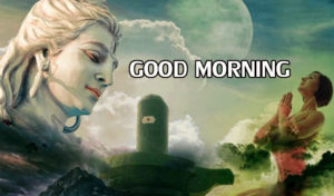 Lord Shiva Good Morning Images pics wallpaper for facebook