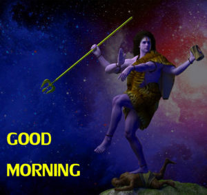 Lord Shiva Good Morning Images picture photo hd