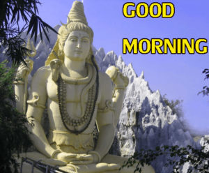 Lord Shiva Good Morning Images wallpaper photo for whatsapp