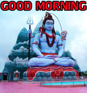 Lord Shiva Good Morning Images photo wallpaper download