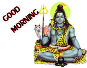 Lord Shiva Good Morning Images photo wallpaper downlaod