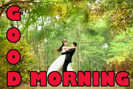 Romantic Good Morning Images photo pics download