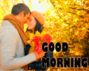 Romantic Good Morning Images pics photo for whatsapp