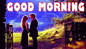 Romantic Good Morning Images wallpaper pics for whatsapp
